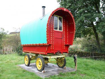 Gypsy Caravan Makeover