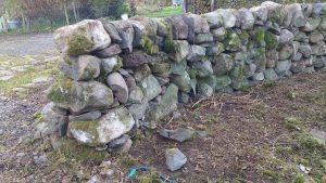 stone dyke repairs complete