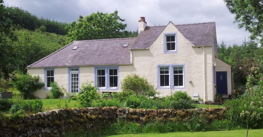 auchenstroan cottage